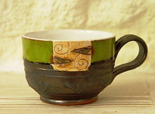 - Espresso Cup. Pottery Coffee or Tea Cup. Handmade ceramics. Ceramic art