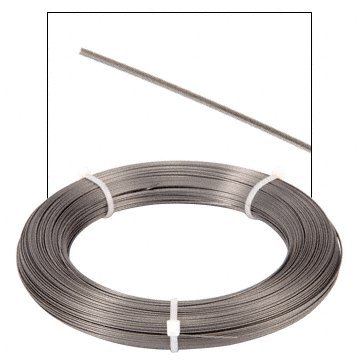 CRL Windshield Wire - Roll - Wire Coils Piano 1 Lb