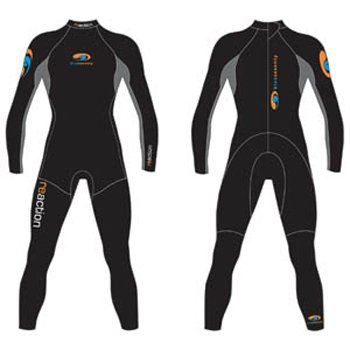 d607f7eb248 Amazon.com: Blueseventy Reaction Wetsuit X-Large: Sports & Outdoors