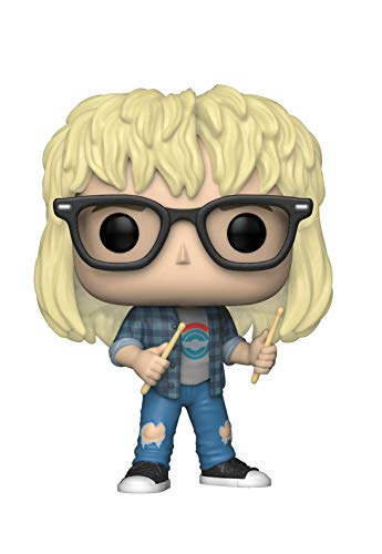 Funko Pop Movies: Wayne's World - Garth Collectible Figure, Multicolor]()