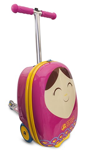 - ZincFlyte Kid's Luggage Scooter 18