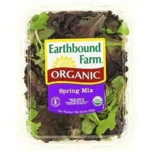 Spring Mix Salad Food Truck