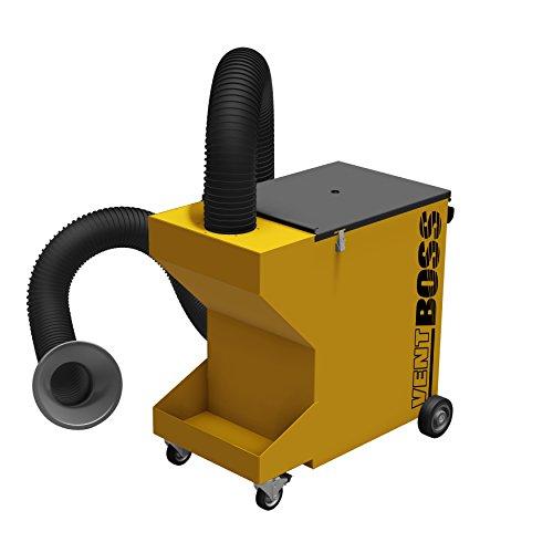 VentBoss S112/G112 Portable Weld Fume Extractor w/ (1) 6