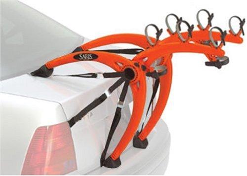 UPC 012527002832, Saris Bones 801O 3-Bike Trunk Mount Rack (Orange)
