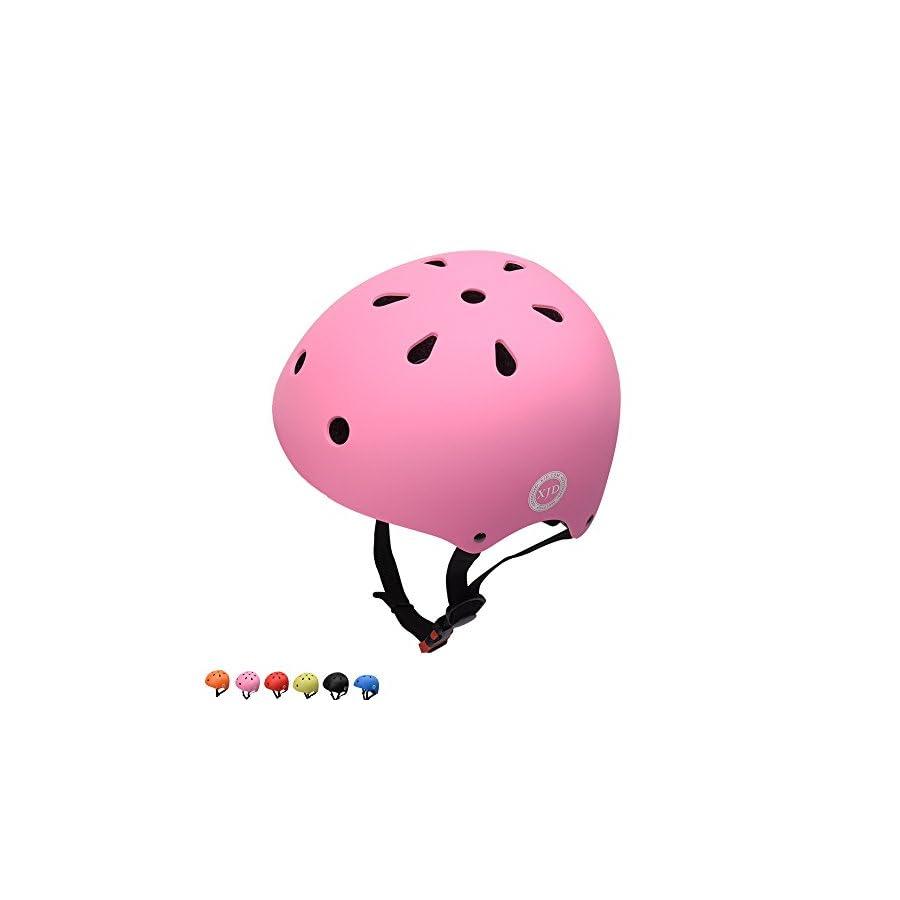XJD Toddler Helmet Kids Helmet CPSC ASTM Certified, Impact Resistance Ventilation for Multi Sports, Roller Bicycle BMX Skateboard Sport Helmet