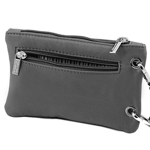 Gialla Tracolla La Per Pelle Tuscany A Compatta Donna Borsa Leather In 4xPnqUw50