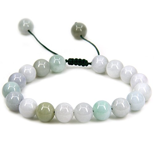 Fashion Jewelry White Turquoise Buddha Head Stretch Healing Chakra Bracelet Jewelry Purifier To Invigorate Health Effectively Anklets