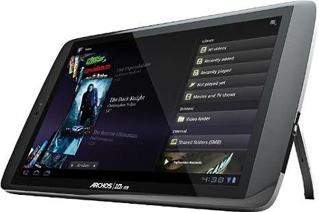 Archos Internet 101 G9 16GB Negro, Gris - Tablet (IEEE 802.11n, Android, Pizarra, Android, Negro, Gris, Polímero de litio): Amazon.es: Informática