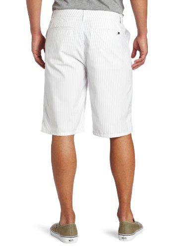 Hurley Men's Rivingston Trouser Walk Short, White, 33