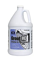 Nilodor 128 GCB Tile & Grout Hd Cleaner and Revitalizer, 1 gal