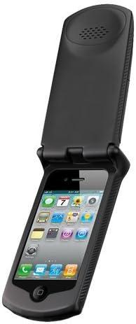 custodia iphone 4 flip