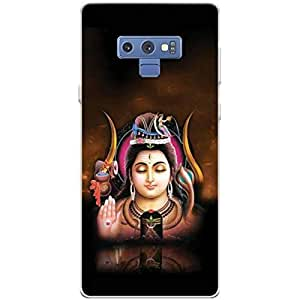 Samsung Galaxy Note 9 Printed Back Cover