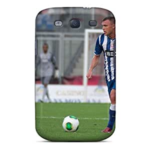 linJUN FENGAJhxPGW3123QSToq Jeffrehing Awesome Case Cover Compatible With Galaxy S3 - Porto Midfielder Marat Izmailov