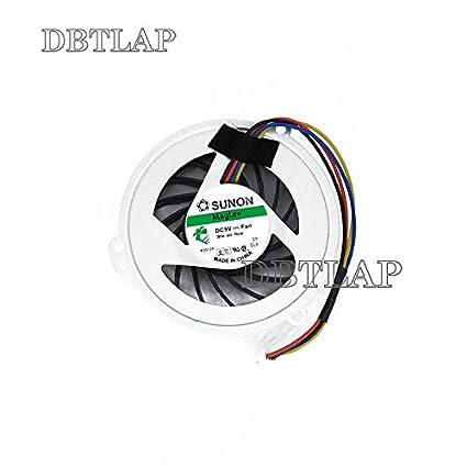 Amazon com: DBTLAP Laptop CPU Fan for ASUS K42D K42 X42D K42DR A40D