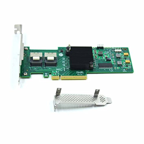 JahyShow for Logic MegaRAID 9240-8i 8-port SAS SATA RAID Controller LSI00200 by JahyShow (Image #4)