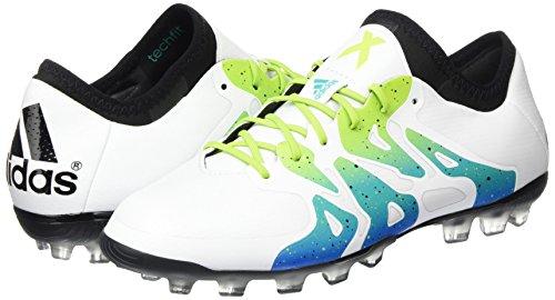 ftwbla chaussures De Seliso 15 Blanc X 1 Noir Adidas Negbas Vert Pour Football Homme Ag gq7wTxI