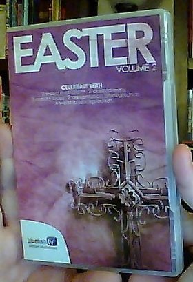 (Easter: Volume 2 - Celebrate With: 2 Video Illustrations, 2 Countdowns, 2 Motion Loops, 2 Presentation Backgrounds, 4 Worship Backgrounds)