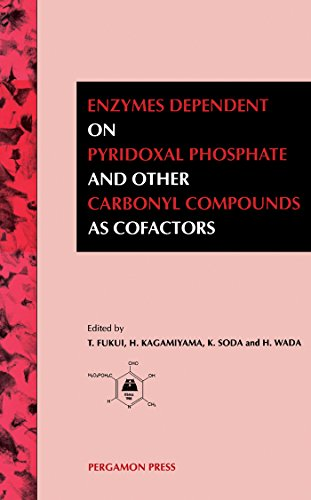 Enzymes Dependent on Pyridoxal Phosphate and Other Carbonyl Compounds as Cofactors: Proceedings of the 8th International Symposium on Vitamin B6 and Carbonyl ... 1990 (I.U.B. Symposium Series, V. 199.)
