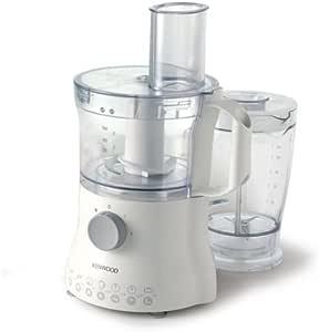 Kenwood FP220 - Procesador de alimentos, 750 W, bol de 2,1 litros ...