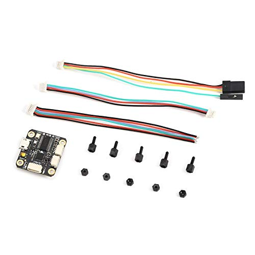 Wikiwand F4 2-4S Mini Flight Controller Board BetaFlight OSD BEC for RC Racing Drone by Wikiwand (Image #3)
