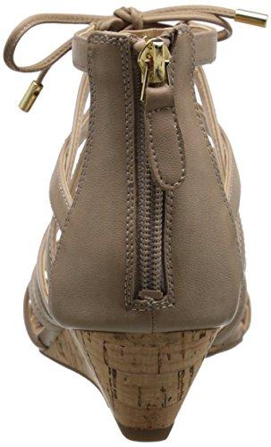 Franco Sarto Brixie, Damen Sandalen schwarz schwarz, bronze - taupe - Größe: 39
