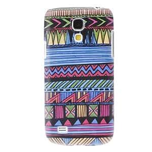 ZCL-Mate Estilo Sutil Diseño caso duro durable para el Samsung Galaxy S4 Mini I9190