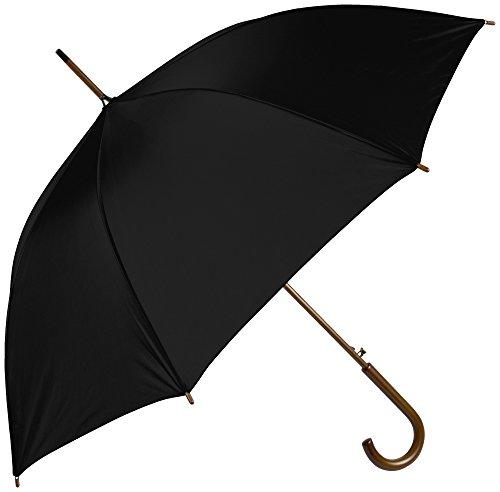 (Haas-Jordan Fashion Umbrella, Black)