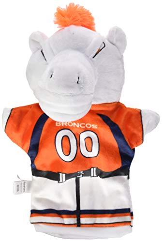 Denver Broncos Mascot Hand Puppet ()