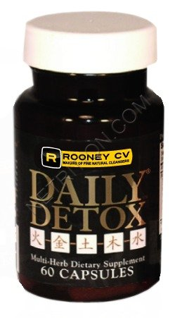 Daily Detox 60 Caps Review