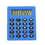 Fanala LCD Display Pocket Cartoon Travel Mini Students Portable Calculator Basic