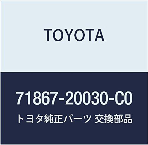 TOYOTA Genuine 71867-20030-C0 Seat Cushion Shield