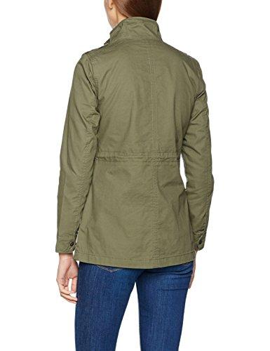 Blouson Leaf Basic Manches Vert 22 Field Longues grape Jacket Jeans Femme Tommy YqPU4p
