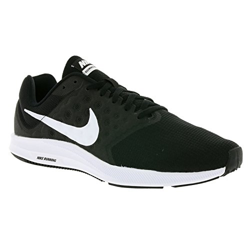 Running Scarpe 7 black Downshifter Nike Uomo Nero White wpqWtEP5