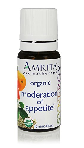 Moderation Of Appetite Synergy (Natural Appetite Control) USDA Certified Organic Essential Oil Blend of Pink Grapefruit, Sweet Fennel, & Petitgrain Bigarade - SIZE: (Bigarade Essential Oil)