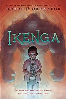 Book Cover: Ikenga