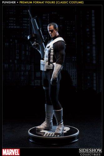 Punisher Statue (Punisher Classic Premium Format Sideshow Figure)