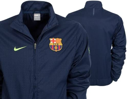 Nike - Chándal FC Barcelona, para niño, color azul oscuro Talla:M ...
