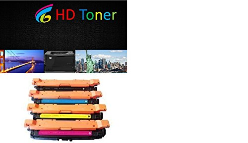 HD TONER Compatible Toner Cartridge Replacement for HP CE260A Photo #4