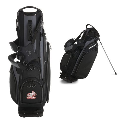 Rose Hulman Callaway Hyper Lite 5 Black Stand Bag 'Official Logo' by CollegeFanGear