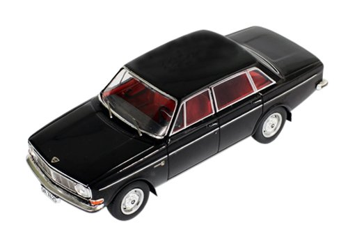 1/43 ボルボ144S 1967 ブラック/レッドインテリア PRD245