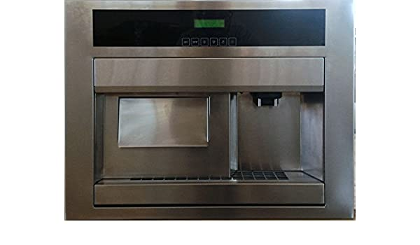 Máquina de hielo y dispensador agua natural de integrado con Touch Control: Amazon.es: Hogar