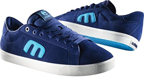 Etnies Skateboard Shoes Brava Navy/Blue/White BkjHQC