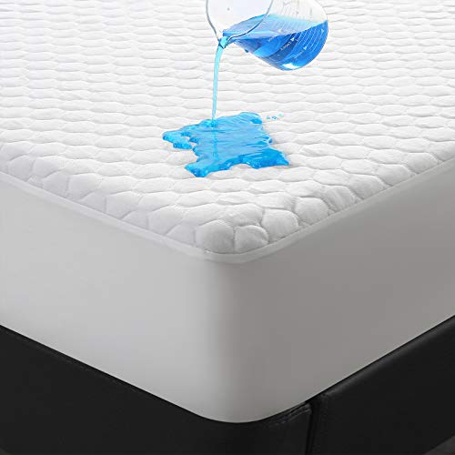 EMONIA Bamboo 100% Waterproof Mattress Protector