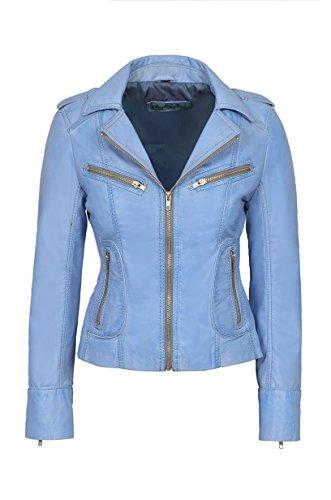 Smart Range - Chaqueta - Biker - para mujer Blue Crust