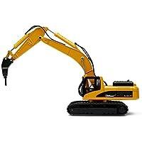 Top Race Tractor de taladro para excavadora a