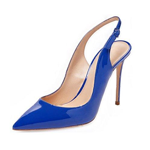 Sammitop Sammitop Cómodos mujer Para Para Azul Cómodos mujer nAz6a1a