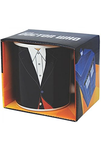 [12th Doctor Who - Peter Capaldi - Costume Mug] (Peter Capaldi Twelfth Doctor Costume)