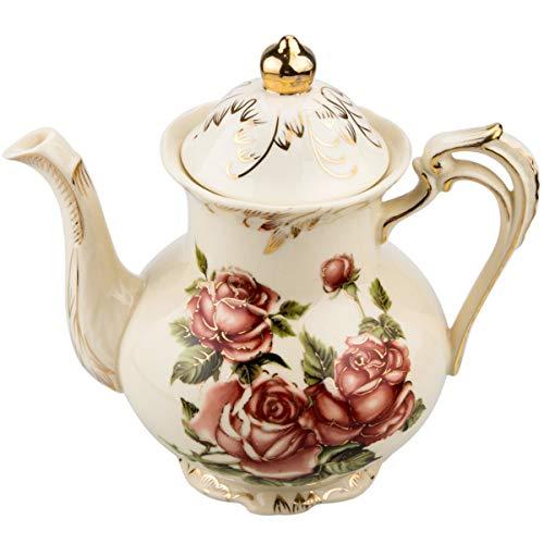 victorian teapot - 2