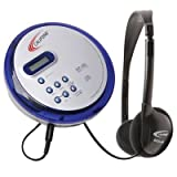 Califone CD-102 Personal CD Player with 8200-HP Headphones