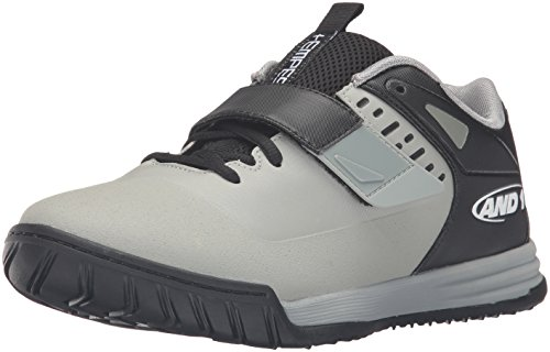 Shoe M Low and Limestone White AND1 Basketball Mens 1 Tempest Black xqXAII7w0